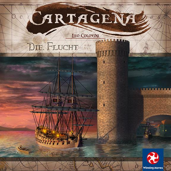 Cartagena - Die Flucht