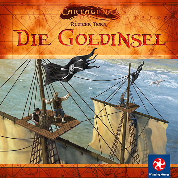 Cartagena - Die Goldinsel