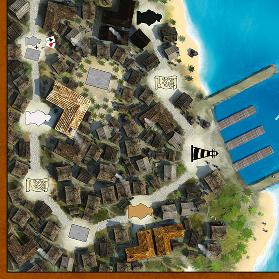 Cartagena - Die Goldinsel