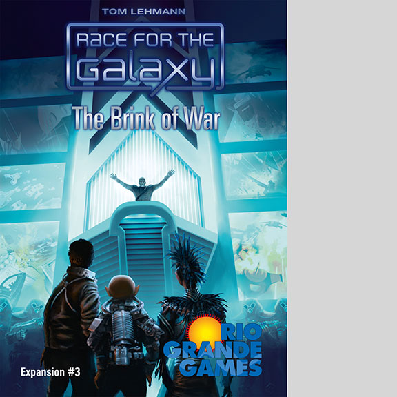 Race For The Galaxy 3. Exp.