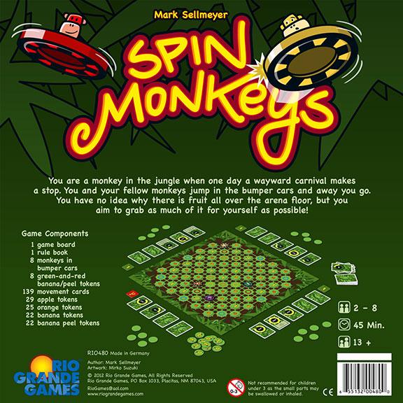 Spin Monkeys